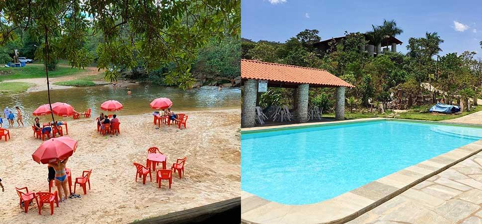 15 Lugares para você ir com crianças em Pirenópolis Restaurantes