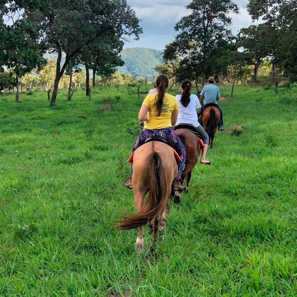 4 lugares para Turismo de Natureza em Pirenópolis