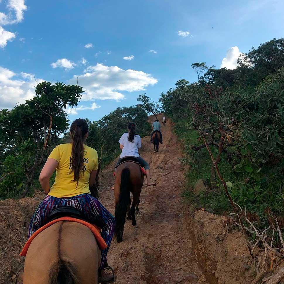 4 lugares para Turismo de Natureza em Pirenópolis Bonsucesso