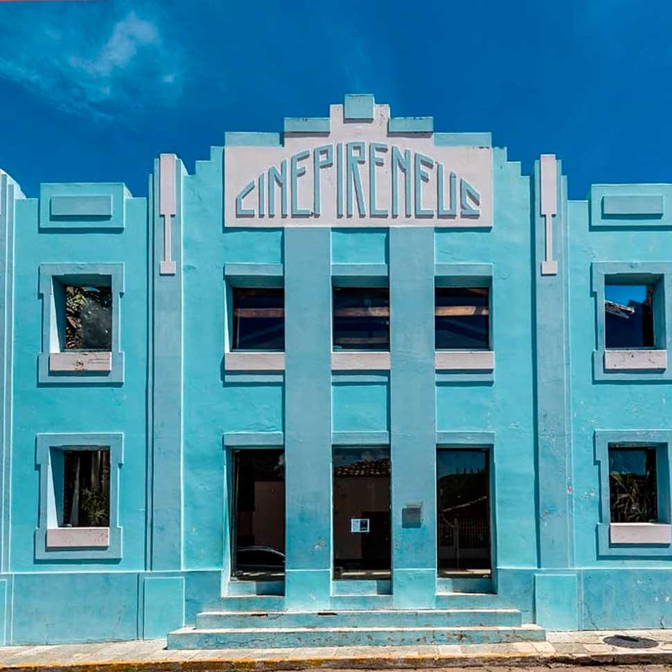 Dia do Cinema Brasileiro: Conheça a história do Cine Pireneus