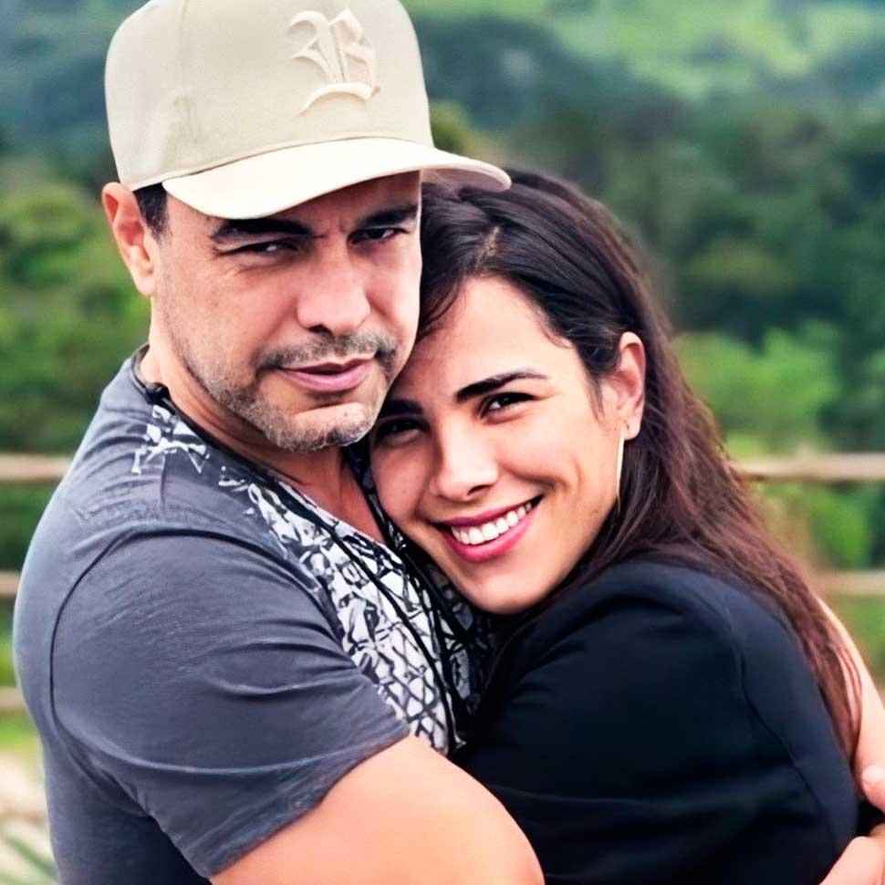Zezé Di Camargo e Wanessa gravam série da Netflix em Pirenópolis
