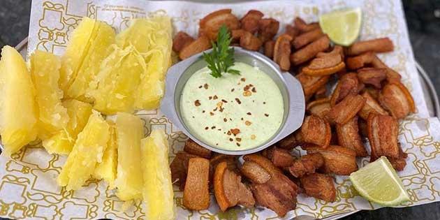 Gastronomia em Pirenópolis - Boteco do Tiano