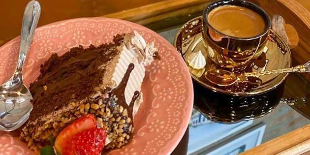 Gastronomia - Valenttine Café