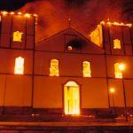 Incêndio da Igreja Matriz de Pirenópolis completa 19 anos