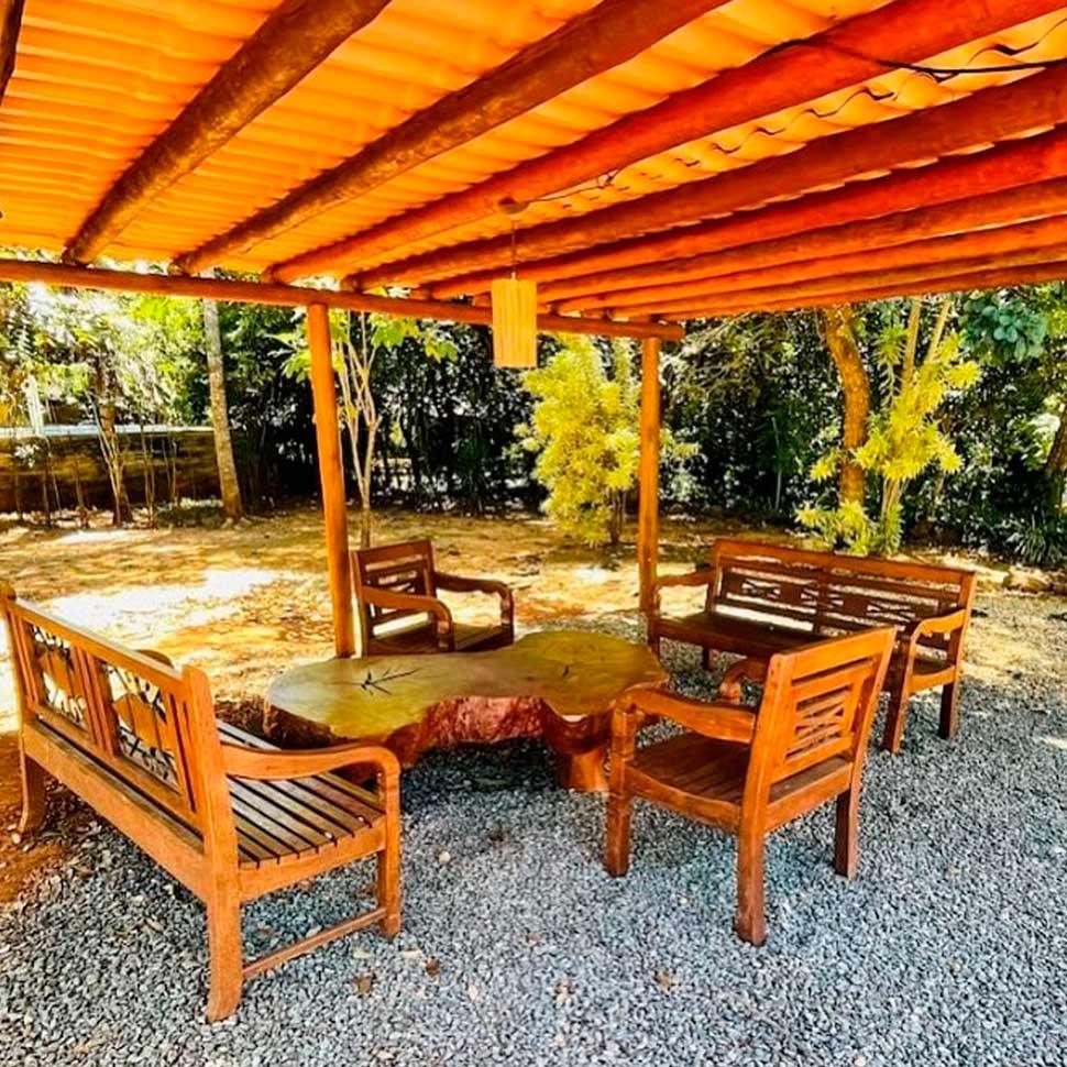 Casa Feliz: tudo que você precisa para se sentir em casa em Pirenópolis
