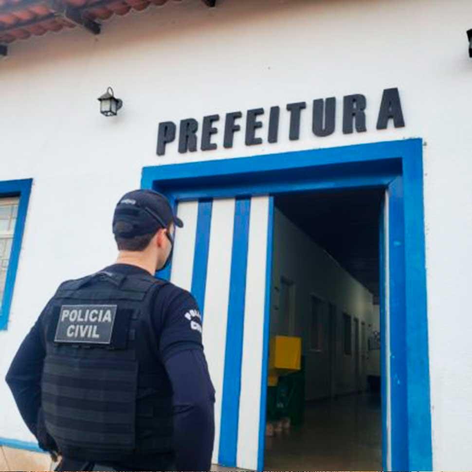 Prefeitura de Pirenópolis é investigada por fraudes em licitações