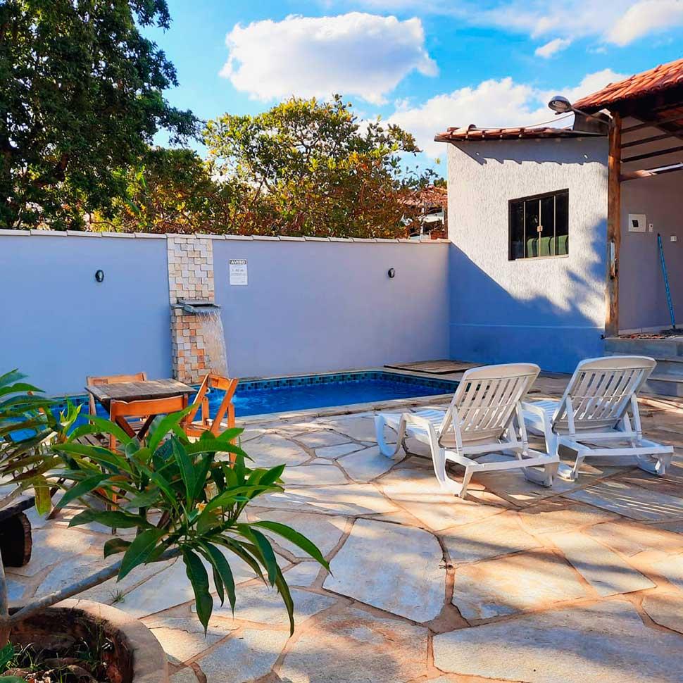 Casa Idê Pirenópolis foto 2